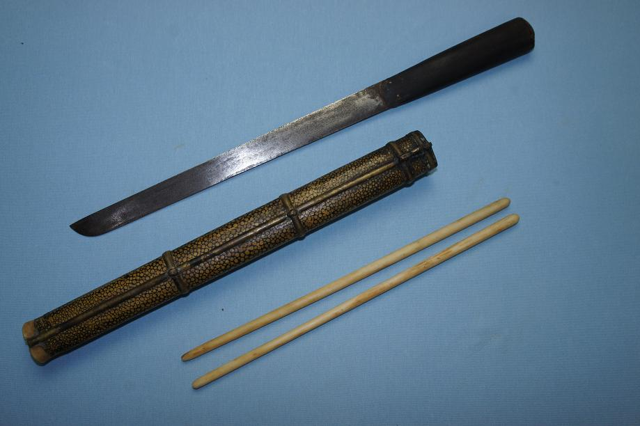 Chinese eating set Chinese trousse www.swordsantiqueweapons.com