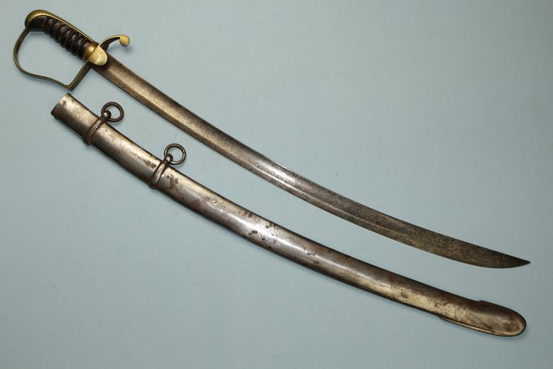A good and very rare 1796 pattern Boys sword Child or ensigns sabre www.swordsantiqueweapons.com