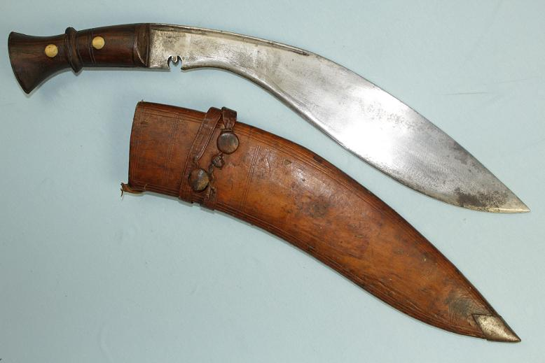 A very rare Military Kukri A.S & SONS 1916 www.swordsantiqueweapons.com