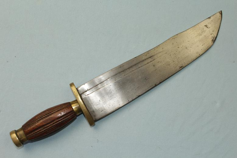 Chinese dao sword dagger jian sabre A good fighting knife 19th century www.swordsantiqueweapons.com