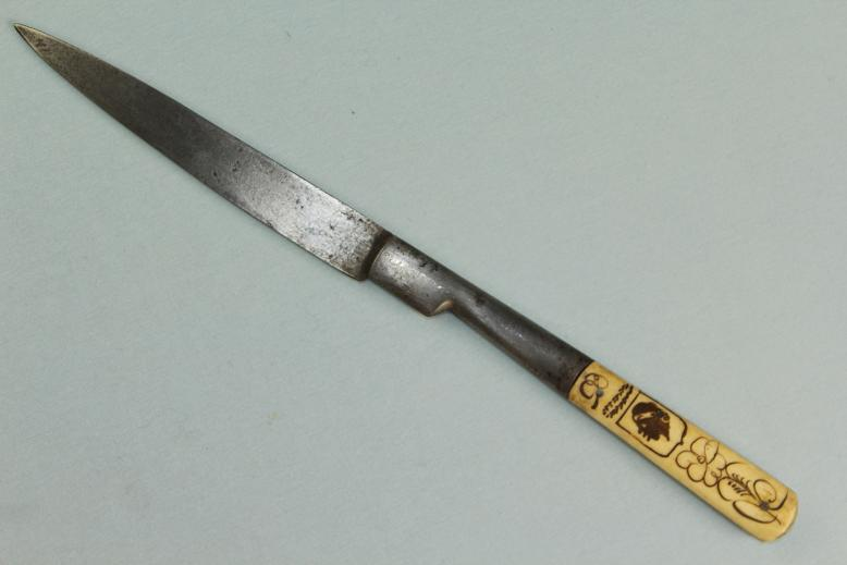 Corsican Vendetta knife French made Folding knife Early 20th century www.swordsantiqueweapons.com
