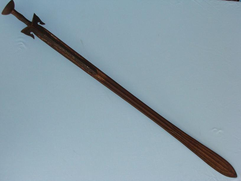 Patissa an ultra rare example of an Indian sword from the late 16th century www.swordsantiqueweapons.com