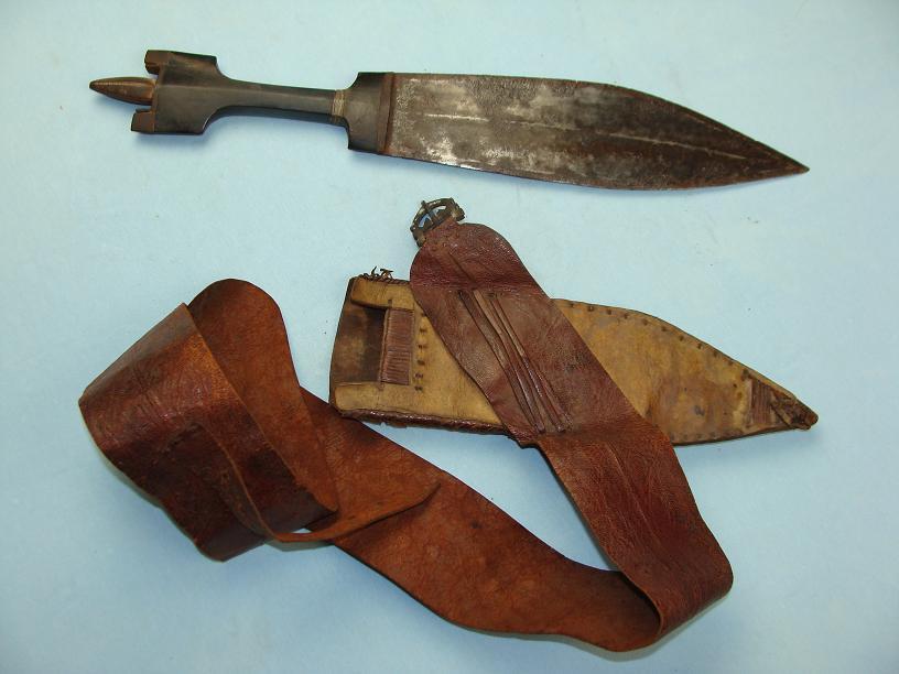 Billao, Somali dagger www.swordsantiqueweapons.com