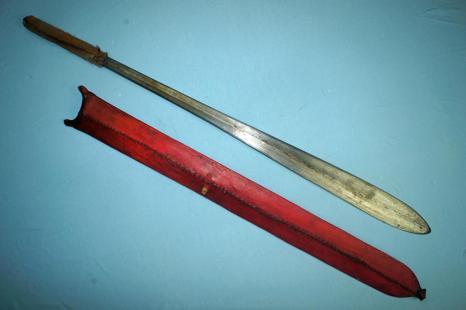 African sword Maasai Seme www.swordsantiqueweapons.com