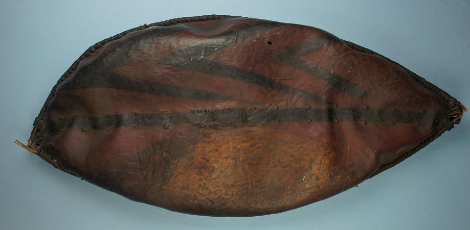 African shield A rare early Maasai shield www.swordsantiqueweapons.com