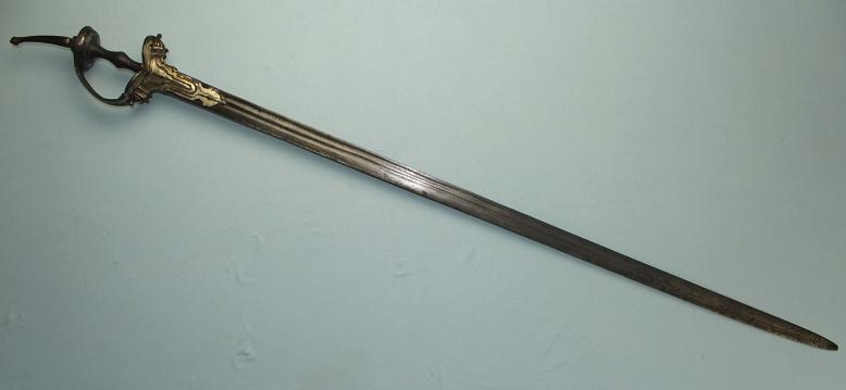 A very fine Indian sword Maratha sword Firanghi www.swordsantiqueweapons.com